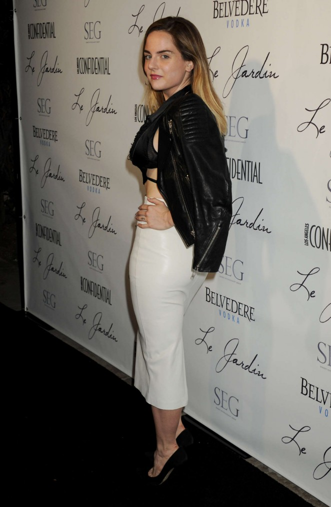 Joanna Levesque: Grand Opening Of Le Jardin -10 - GotCeleb