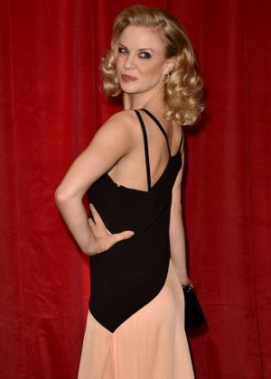 Joanne Clifton - British Soap Awards 2017 in Manchester