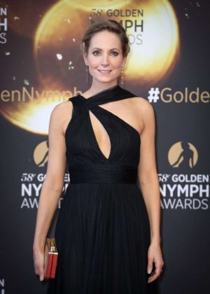 Joanne Froggatt - 2018 Monte Carlo Television Festival Closing Ceremony