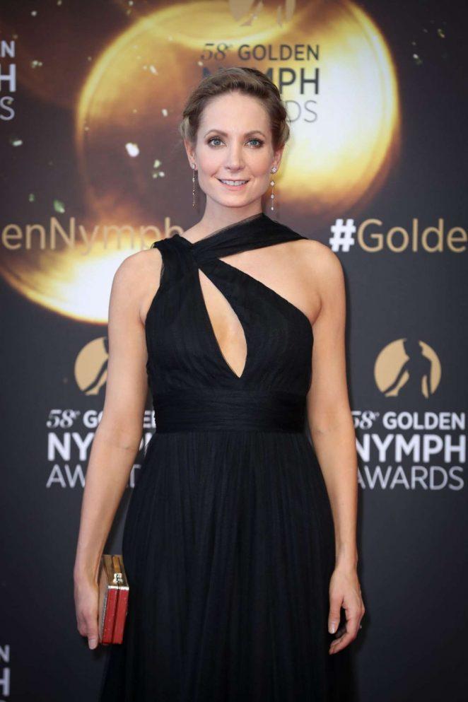 Joanne Froggatt – 2018 Monte Carlo Television Festival Closing Ceremony