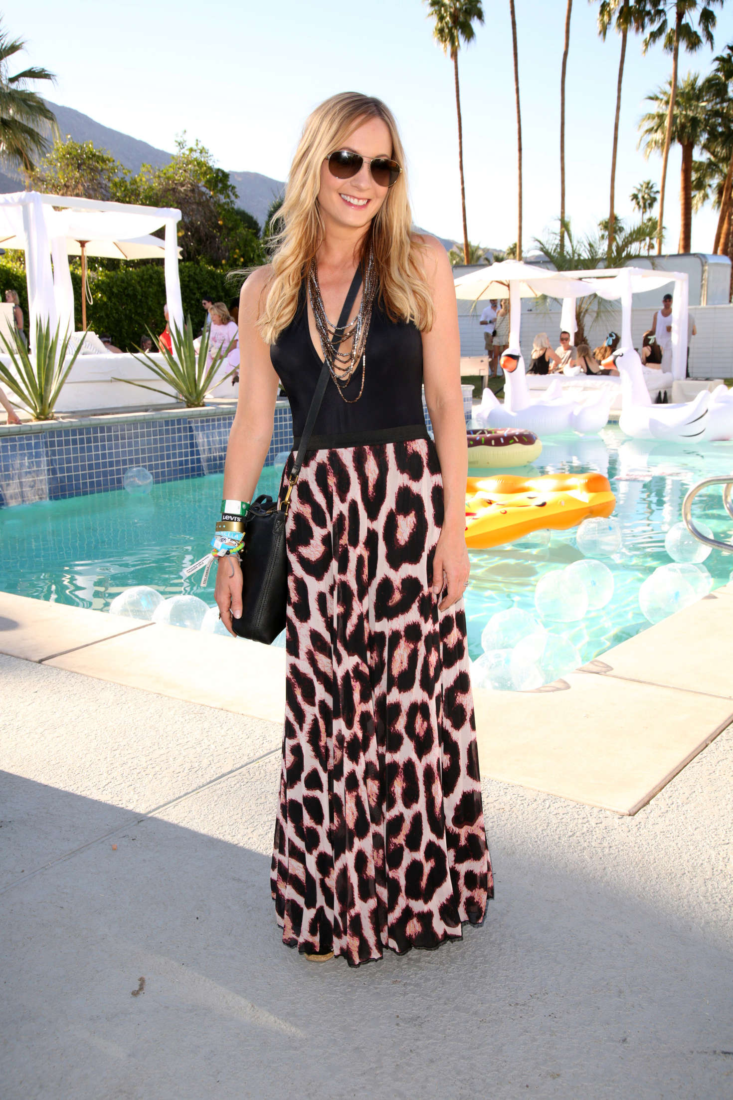 Joanne Froggatt - Paradise House Presented By Interview in Palm Springs