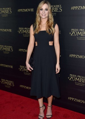 Joanne Froggatt - 'Pride and Prejudice and Zombies' Premiere in Los Angeles