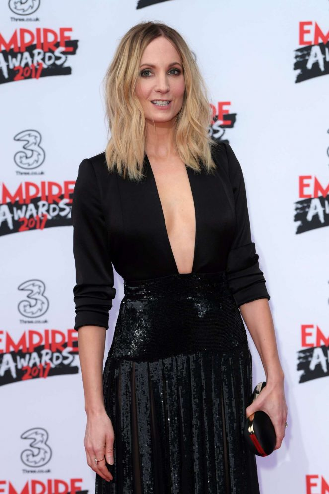 Joanne Froggatt - Three Empire Awards 2017 in London