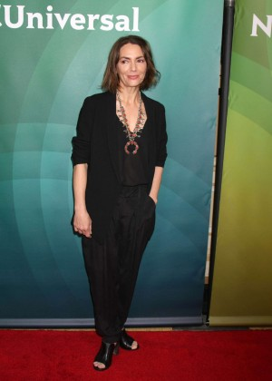 Joanne Whalley - NBC Universal Winter Press Tour 2016 in Pasadena