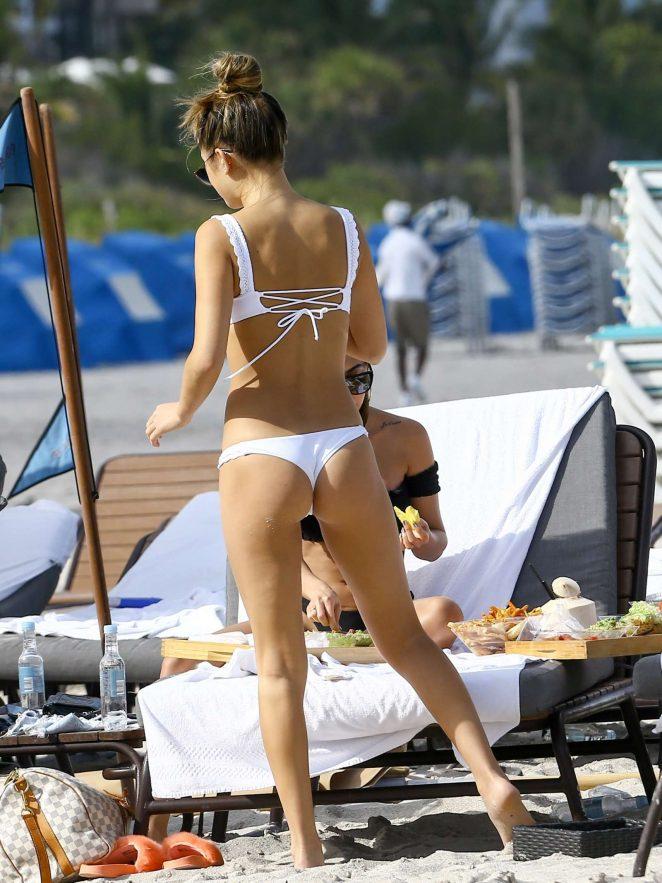 Hilary duff bikini on the beach in malibu - 2 part 9