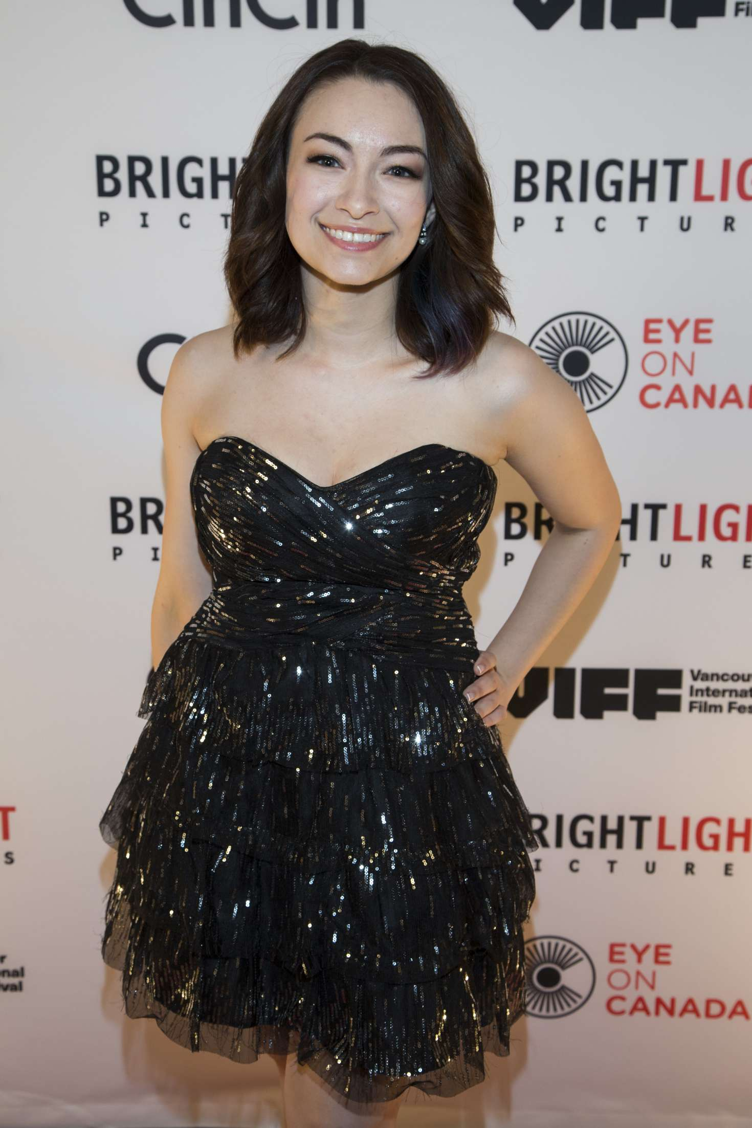 Jodelle Ferland Red Carpet Jodelle Ferland Brightlight