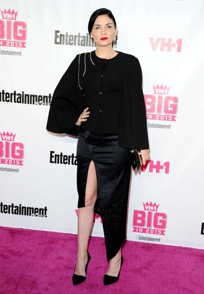 Jodi Lyn OKeefe – VH1 Big in 2015 With Entertainment Weekly Awards in LA