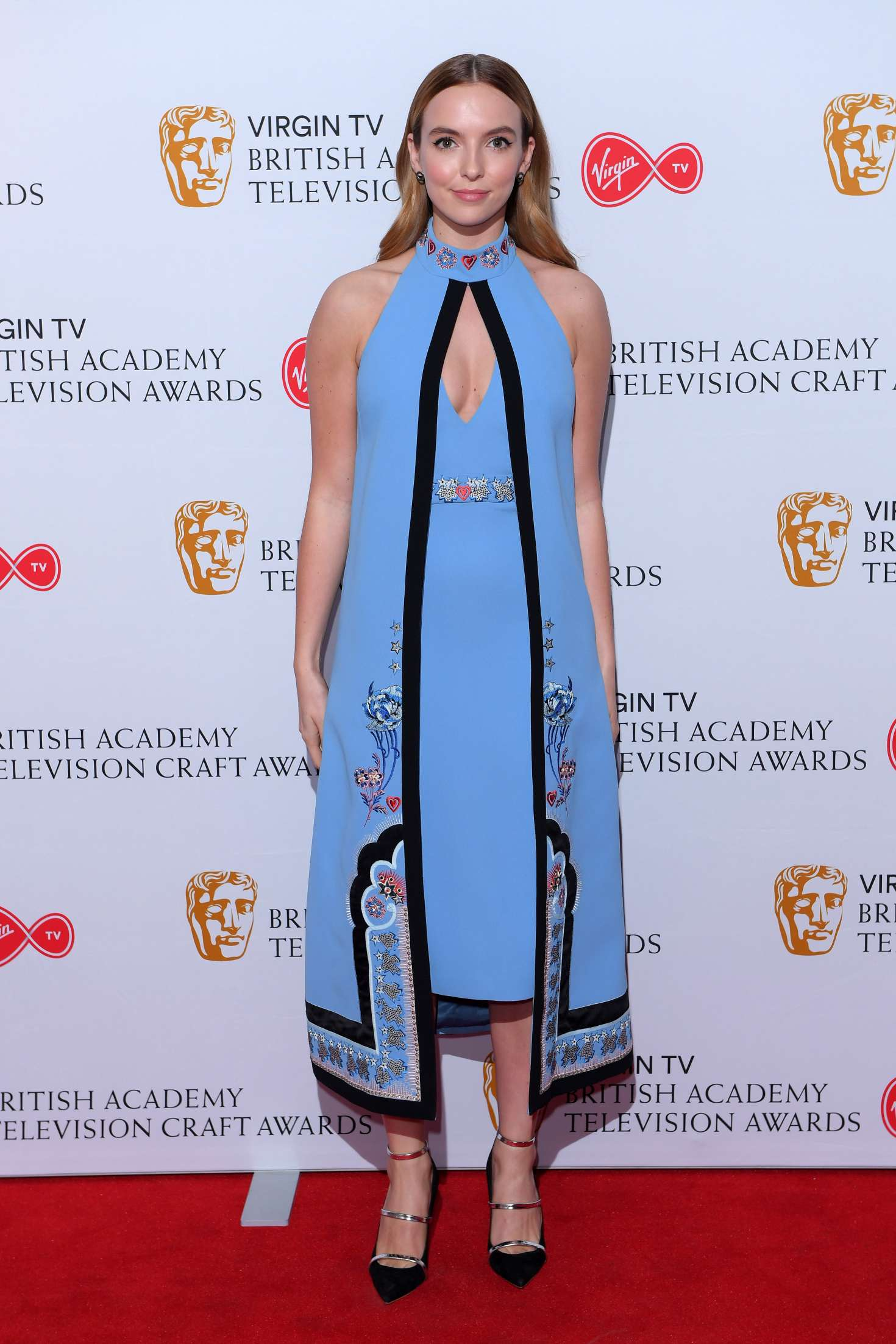 images Jodie comer bafta television awards in london