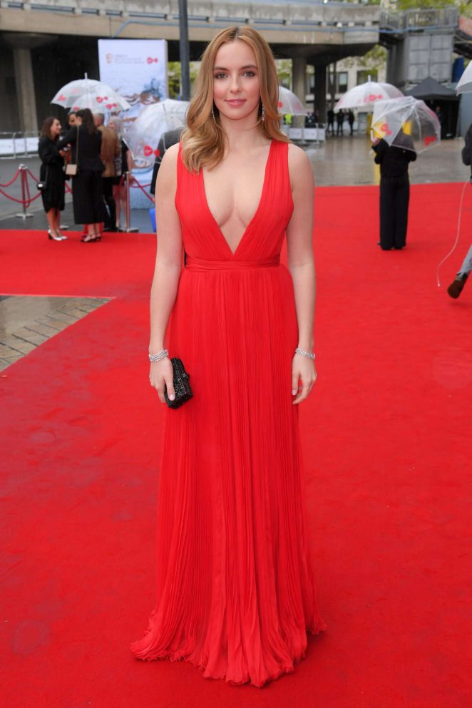 Jo Comer British Academy Television Awards 2017 In London