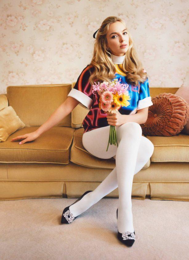 Jodie Comer - InStyle Magazine