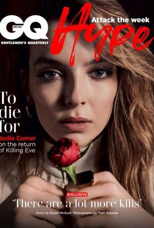 Jodie Comer - Matt Holyoak (British GQ Magazine)
