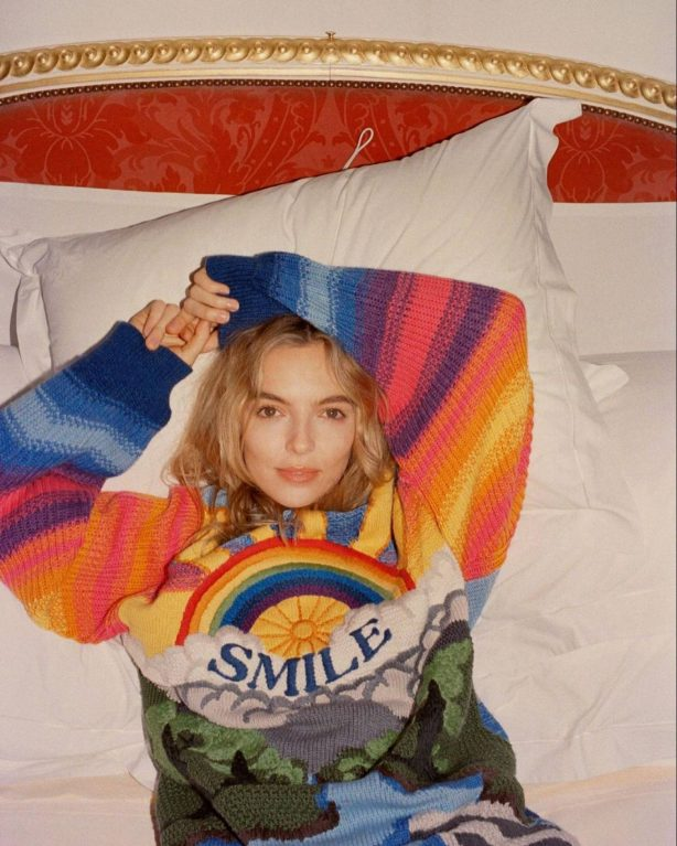 Jodie Comer - The Sunday Times Style Photoshoot