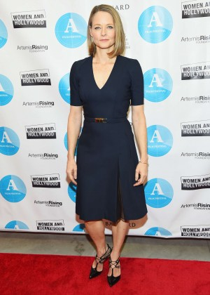 Jodie Foster - 2015 Athena Film Festival Opening Night in NYC