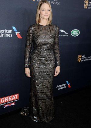 Jodie Foster - 2016 AMD British Academy Britannia Awards in Beverly Hills