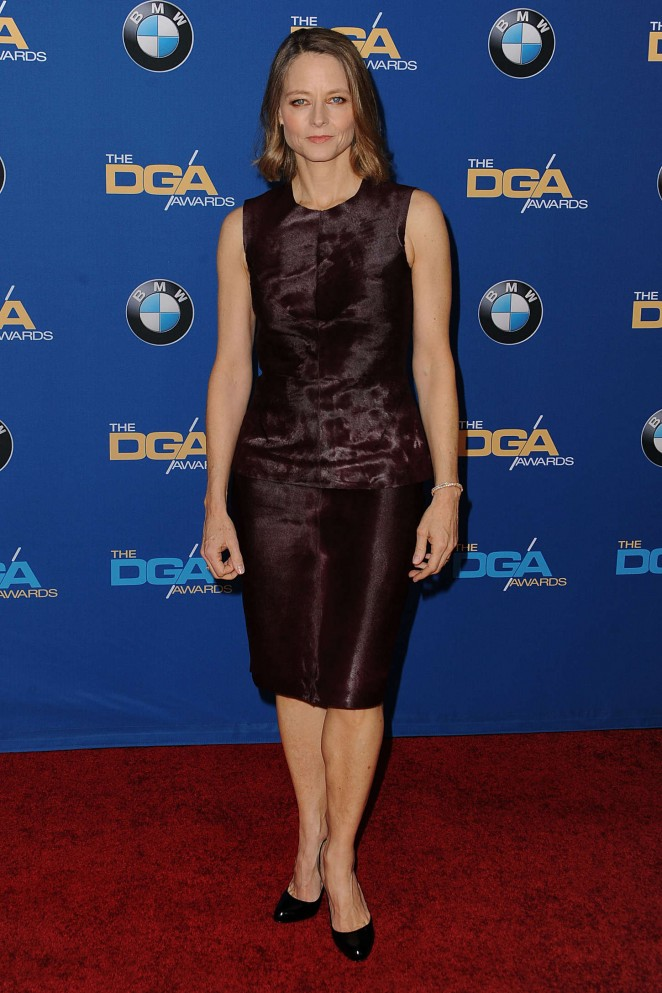 Jodie Foster – 67th Annual Directors Guild Of America Awards in Century City