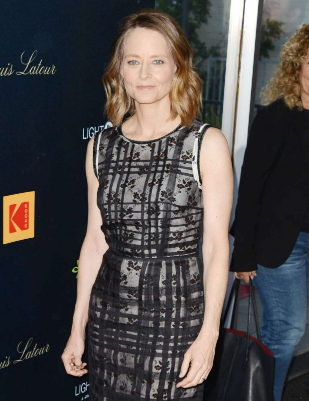 Jodie Foster - 'Be Natural: The Untold Story of Alice Guy-Blache' Premiere in LA