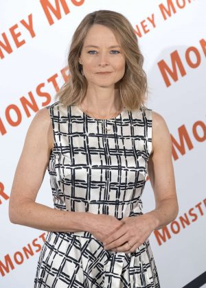 Jodie Foster - 'Money Monster' Photocall in Madrid