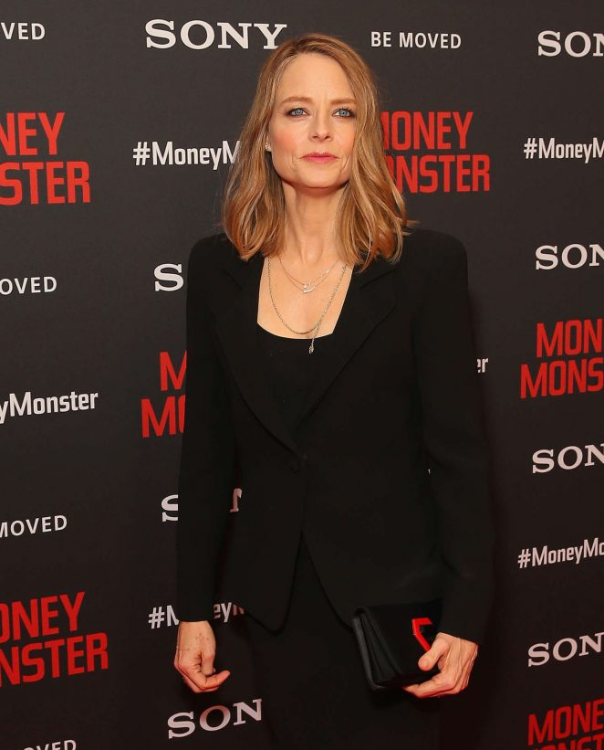 Jodie Foster - 'Money Monster' Premiere in Sydney