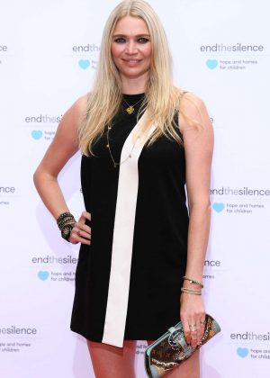 Jodie Kidd - End the Silence Charity Fundraiser in London