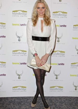 Jodie Kidd - Teens Unite's The Advent Tale in London