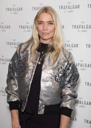 Jodie Kidd - The Trafalgar St James Launch Party in London