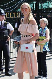 Jodie Kidd - Wimbledon Tennis Championships 2019 in London