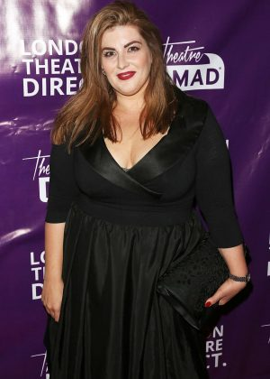 Jodie Prenger - MAD Trust Charity Gala in Association with London Theatre Direct in London