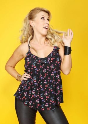 Jodie Sweetin - Backstage Portrait Studio at 102.7 KIIS FM's 2016 Wang Tango Concert