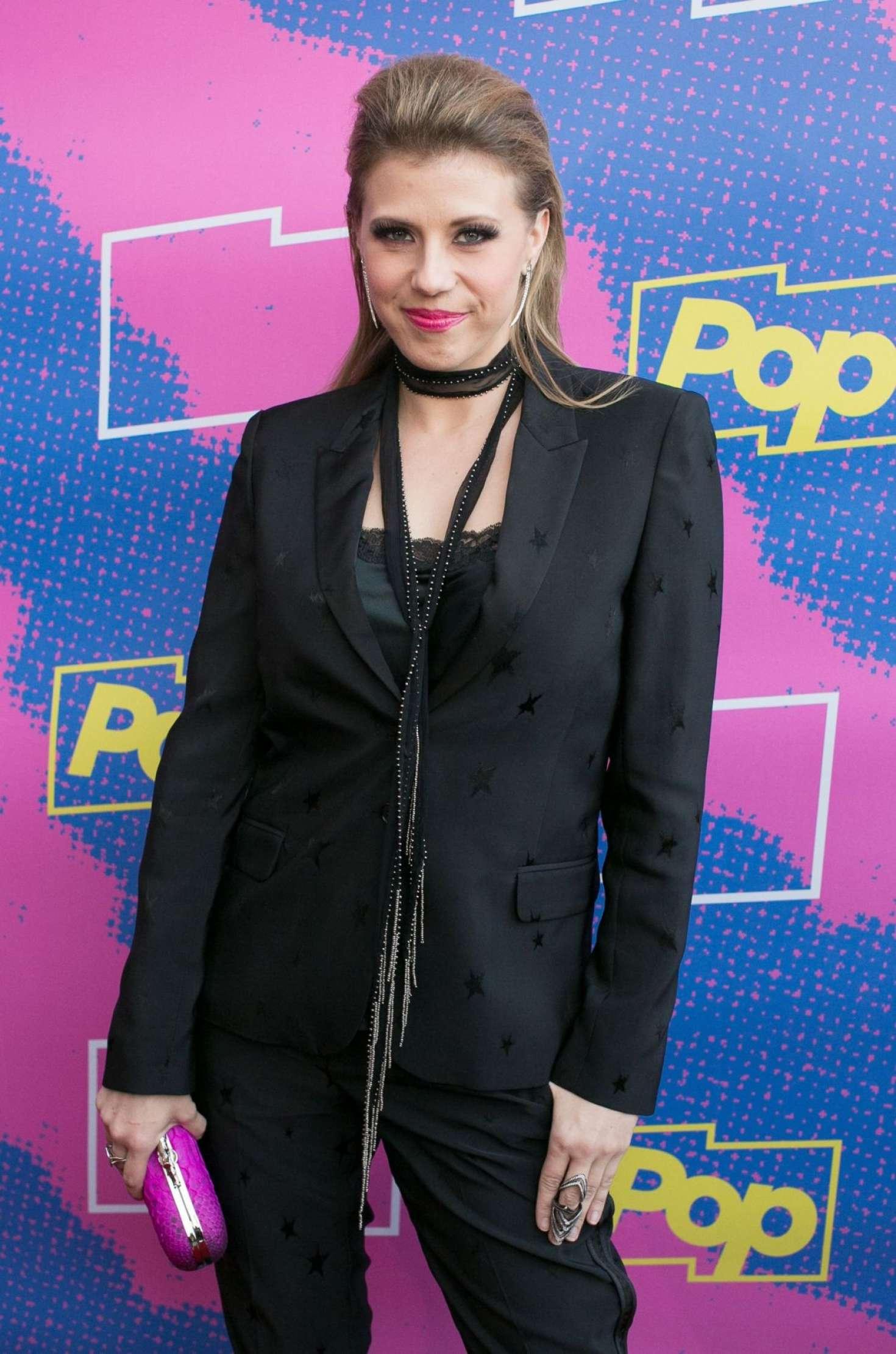 Jodie Sweetin - Hollywood Darlings and Return Of The Mac Premiere in LA
