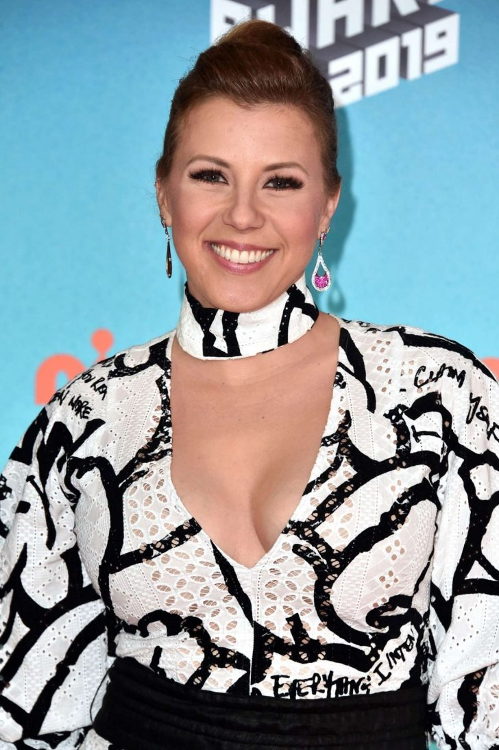 Jodie Sweetin - Nickelodeon's Kids' Choice Awards 2019 in Los Angeles