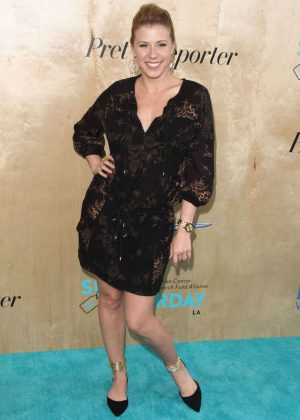 Jodie Sweetin - Ovarian Cancer Research Fund Alliance's 3rd Annual Super Saturday in Santa Monica