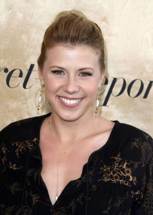 Jodie Sweetin: Ovarian Cancer Research Fund Alliances 3rd Annual Super Saturday -03