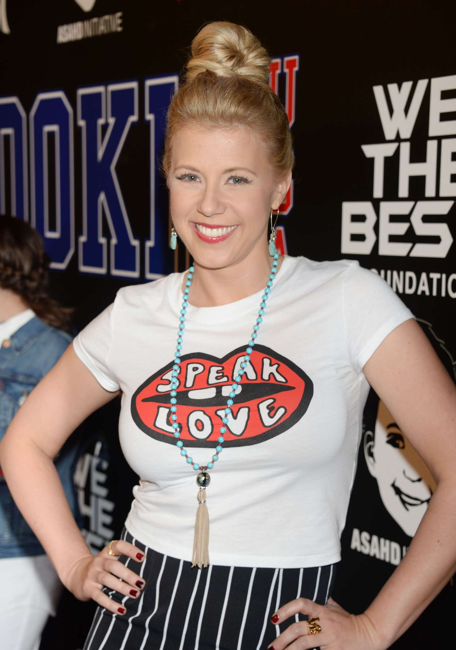 Jodie Sweetin - Rookie USA Show in Los Angeles