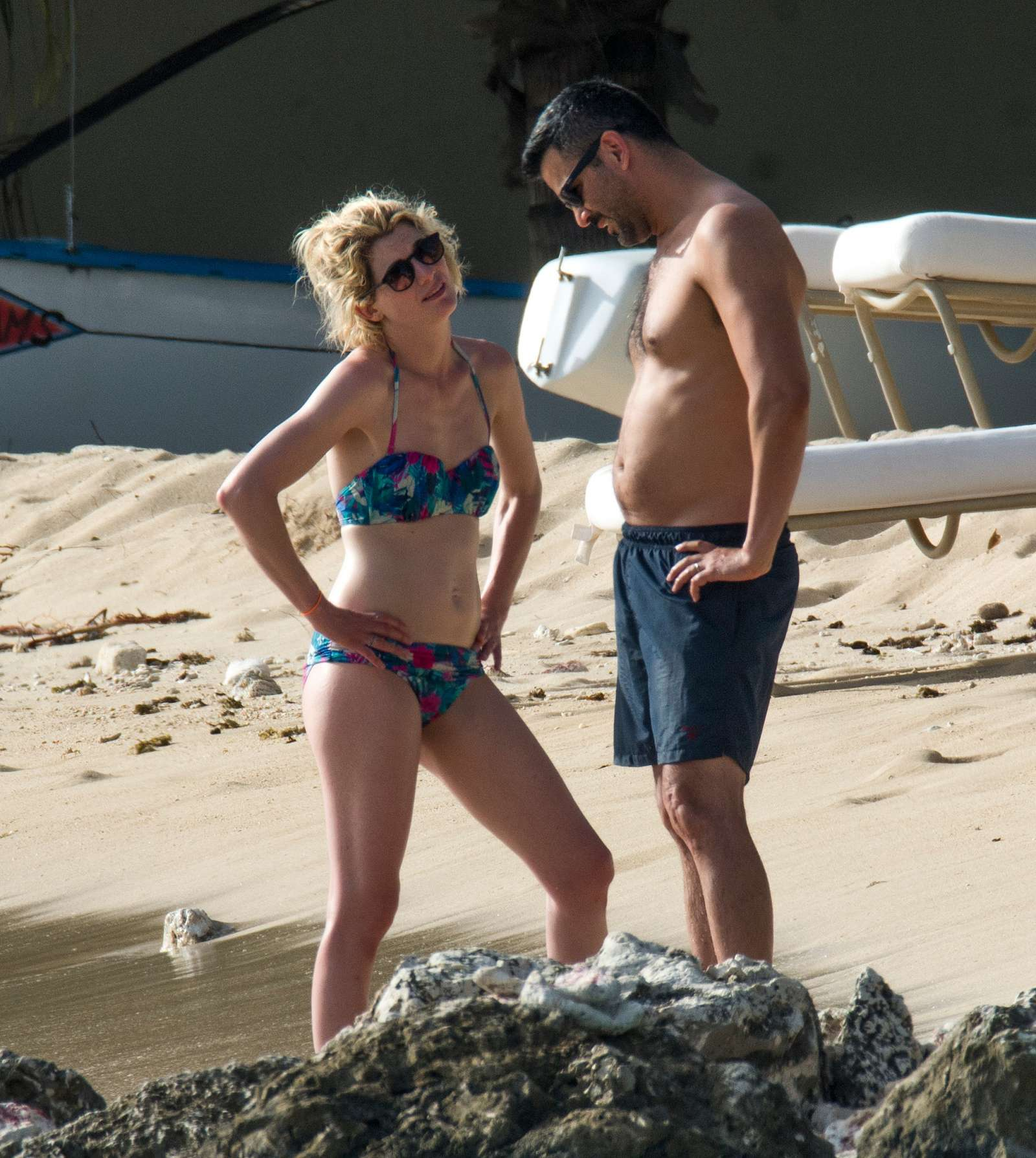 Bikini Jodie Whittaker nude (11 photo), Topless, Cleavage, Feet, legs 2015