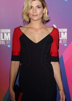 Jodie Whittaker - 'Journeyman' Premiere at BFI Film Festival in London