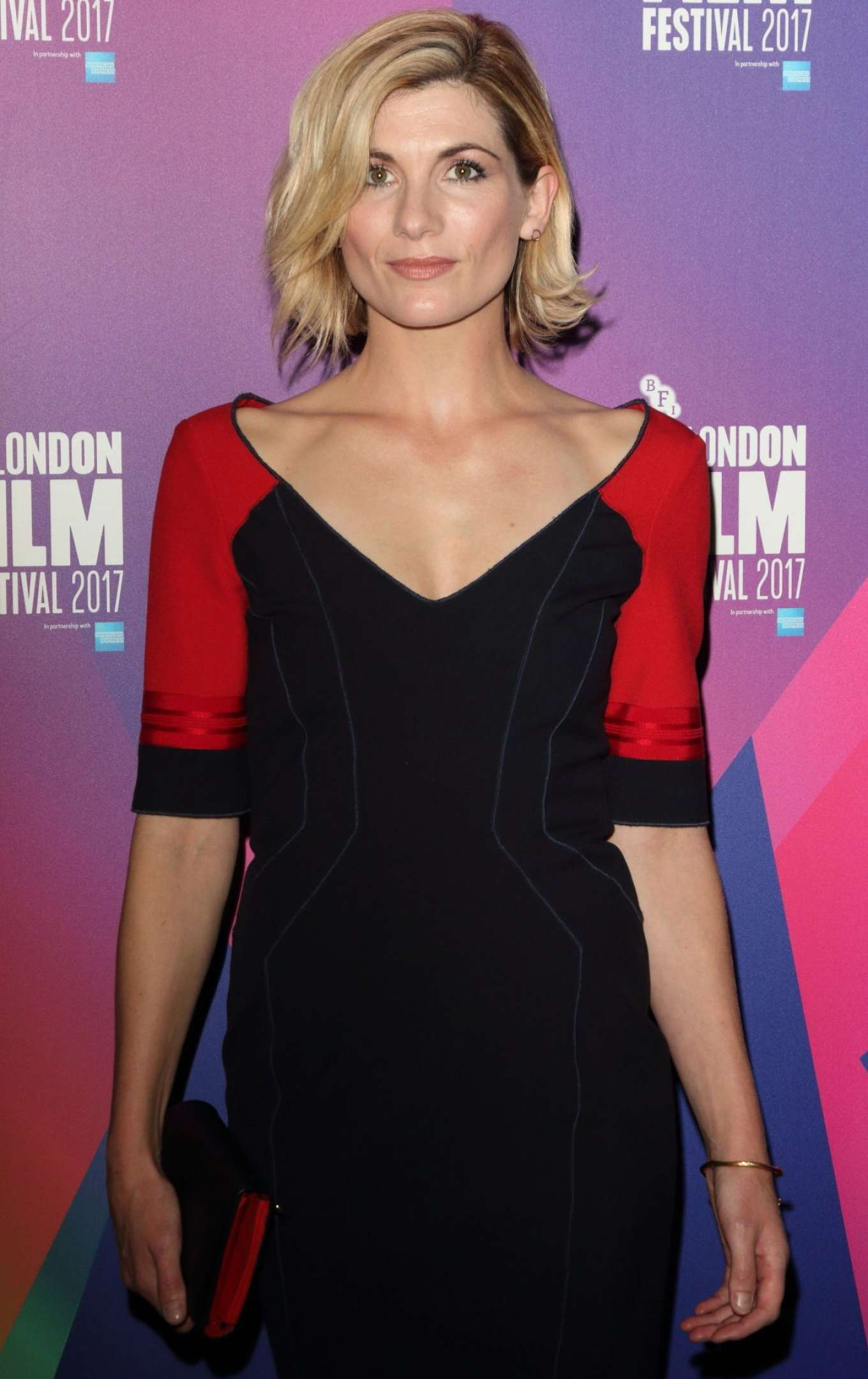 Jodie Whittaker - 'Journeyman' Premiere at BFI Film