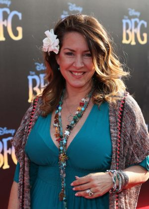 Joely Fisher - 'The BFG' Premiere in Hollywood