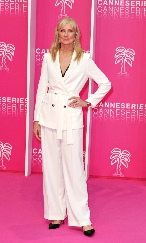 Joely Richardson - 2nd Cannesseries at Palais Des Festivals in Cannes