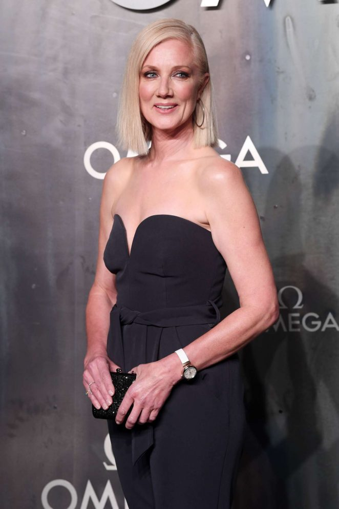 Joely Richardson - 'Lost in Space' Anniversary Party in London
