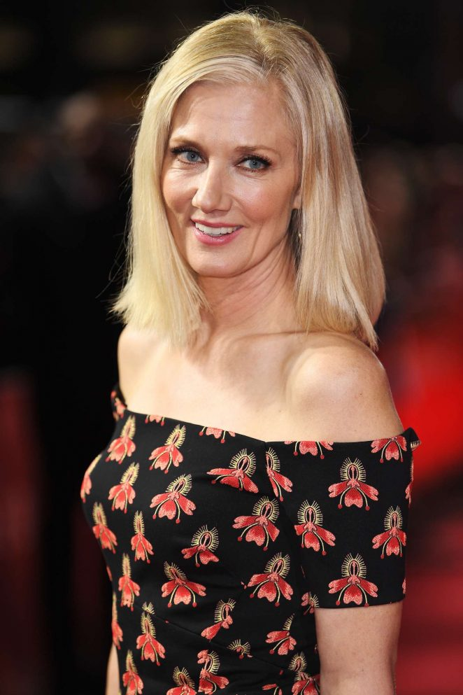 Joely Richardson - 'Red Sparrow' Premiere in London