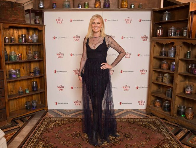 Joely Richardson - Save The Children Winter Gala in London