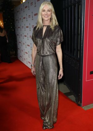 Joely Richardson - Sun Military Awards 2018 in London