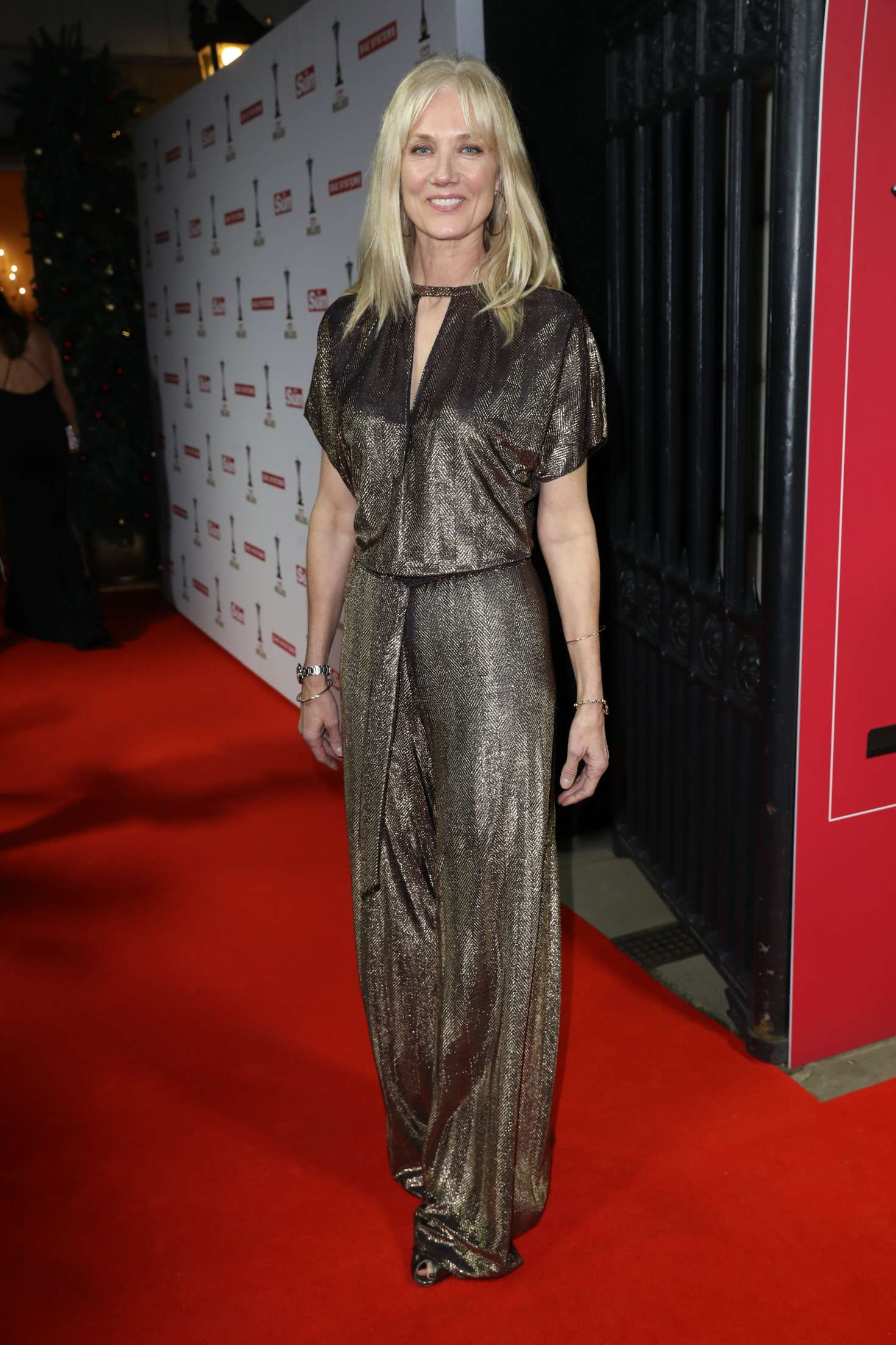 Joely Richardson - Sun Military Awards 2018 in London