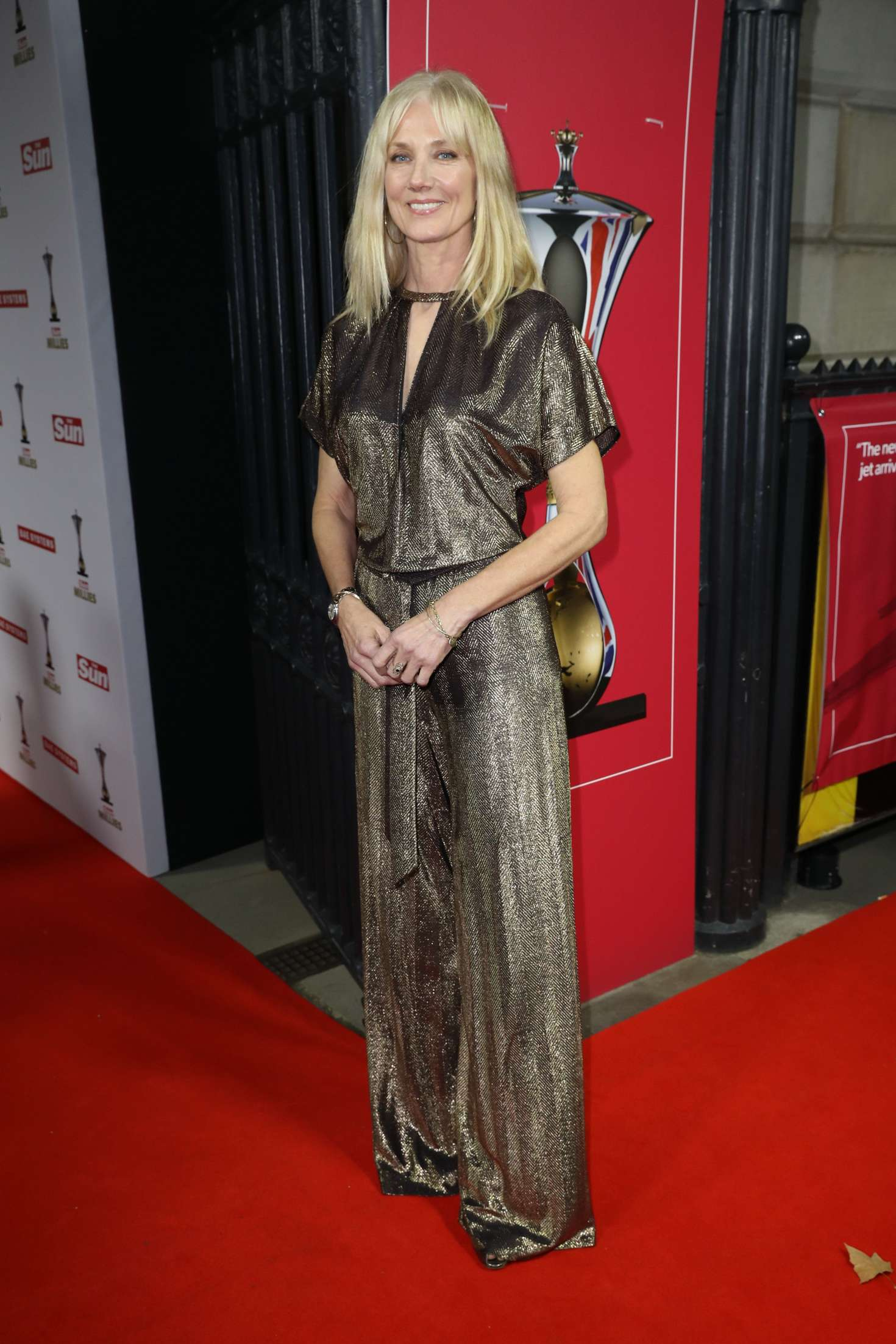 Joely Richardson 2018 : Joely Richardson: Sun Military Awards 2018 -05