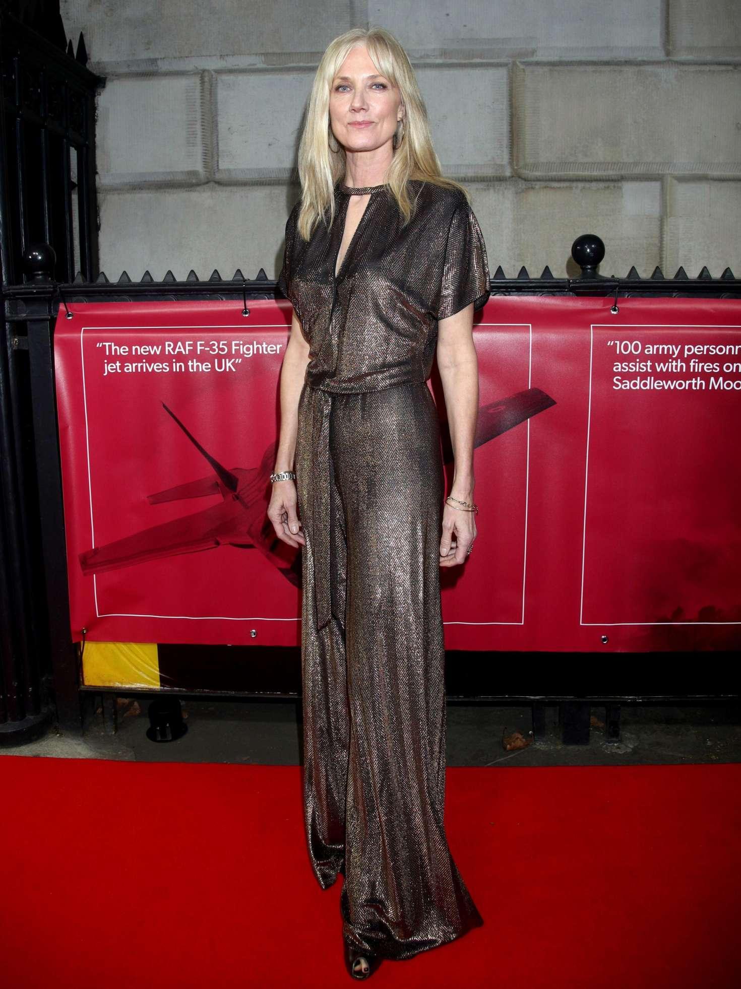 Joely Richardson 2018 : Joely Richardson: Sun Military Awards 2018 -08