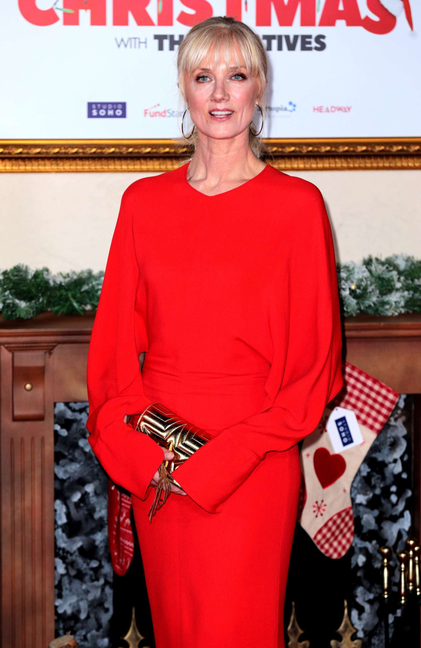 Joely Richardson - 'Surviving Christmas with the Relatives' Premiere in London