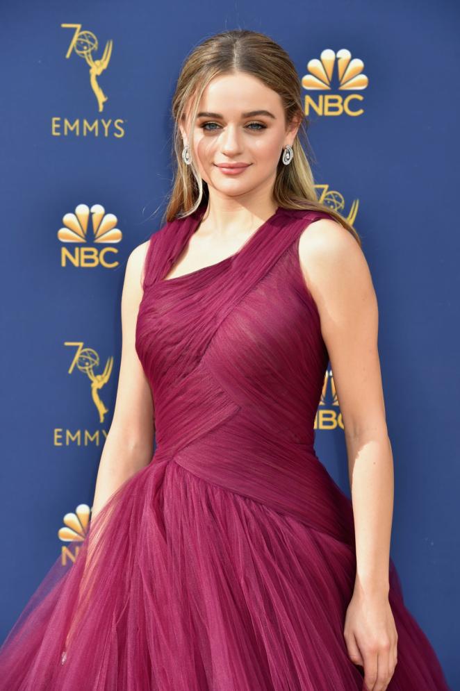 Joey King - 2018 Emmy Awards in LA