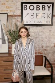 Joey King - Bobby Berk's A.R.T. Furniture Launch Event in LA