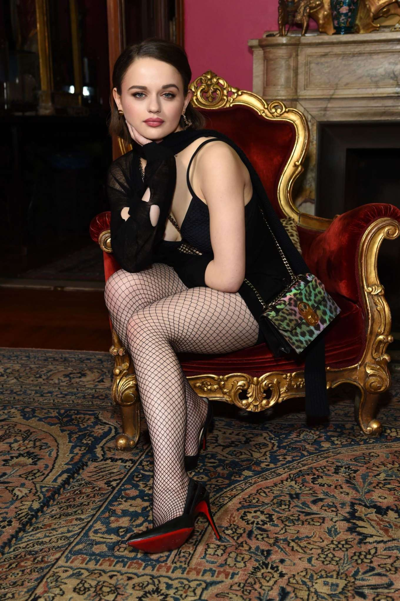 Joey King - Christian Louboutin and Laura Brown Celebrate The Debut Of ELISA in LA