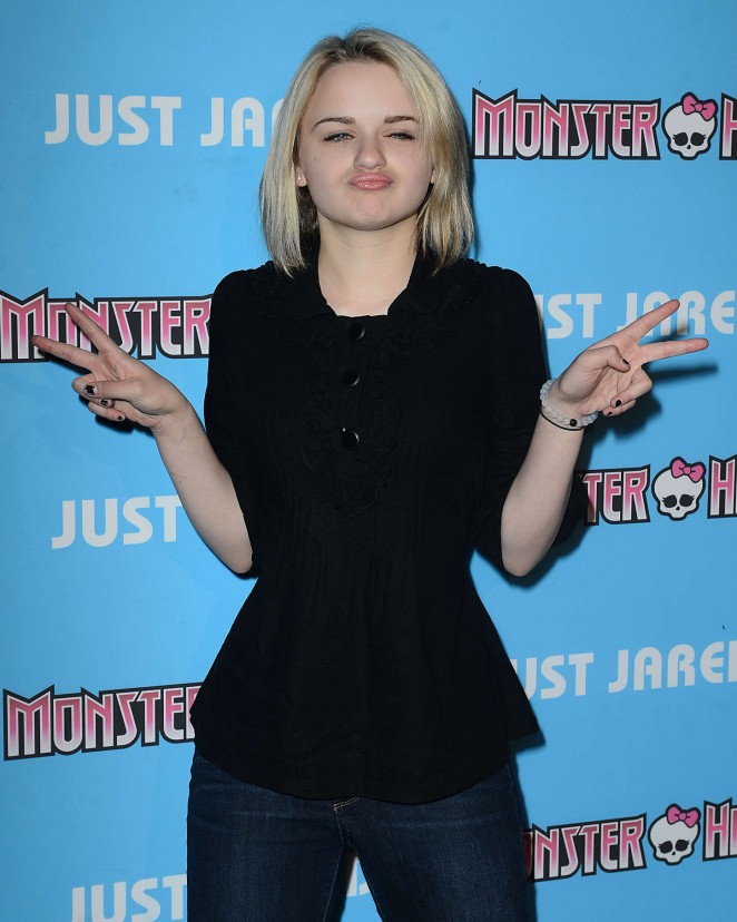 Joey King - Just Jared's Throwback Thursday Party in LA